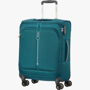 Samsonite bőrönd 55/20 Popsoda Spinner Exp. 55 123537/2824-Teal