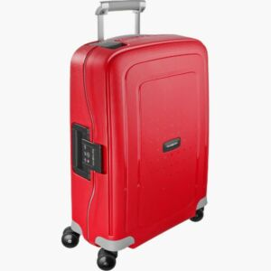 Samsonite bőrönd 55/20 S'Cure Spinner 55/20 Black/Crimson Red-75444/5383