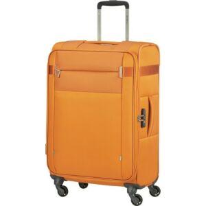 Samsonite bőrönd 66/24 Citybeat spinner 66/24 Exp 128831/1953-Apricot