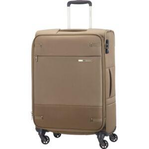 Samsonite bőrönd 66/28 BASE BOOST 44x66x28 2, 7Kg SPINNER 66/28 EXP dió