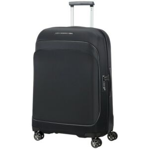 Samsonite bőrönd 68/27/31 Fuze 46x68x27/31 3kg 66/77L 87518/1041 fekete bővíthető