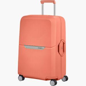 Samsonite bőrönd 69/25 MAGNUM SPINNER coral pink 109505/5105