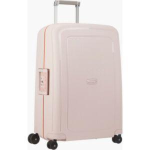 Samsonite bőrönd 69/25 S'CURE 4kerekű 69/25 49x69x29 SPINNER 49307/7223 Soft rose