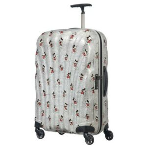 Samsonite bőrönd 75/28 COSMOLITE LIMITED ED. spinner 111181/7405 Szürke Mickey mintás