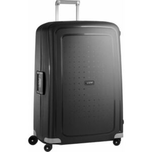 Samsonite bőrönd 75/28 S'CURE 4kerekű 75/28 52x75x31 SPINNER 49308/1041 fekete