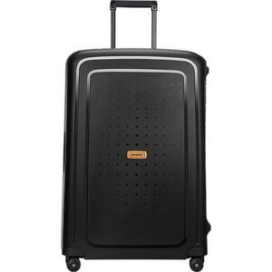 Samsonite bőrönd 75/28 S'Cure Eco spinner 75/28 115724/L470-Eco Black