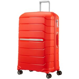 Samsonite bőrönd 75/28 Flux 4kerekű bővíthető 88539/6270 piros