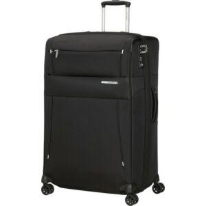 Samsonite bőrönd 78/29 Duopack spinner 78/29 Exp 2 Frame 128595/1041-Black