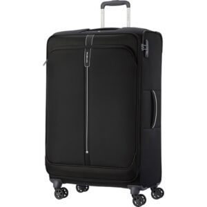 Samsonite bőrönd 78/29 exp Popsoda spinner 4 kerekű 123539/1041 Fekete
