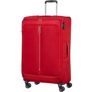 Samsonite bőrönd 78/29 exp Popsoda spinner 4 kerekű 123539/1726 Piros