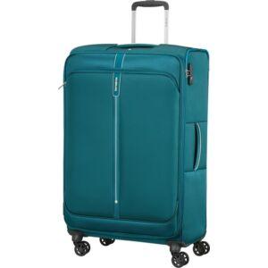 Samsonite bőrönd 78/29 exp Popsoda spinner 4 kerekű 123539/2824 Zöldeskék