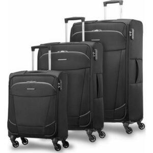 Samsonite bőrönd 81/29 Artos spinner L EXP 48x81x29cm 102l 4kg 105514/1041 Black - Fekete