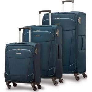 Samsonite bőrönd 81/29 Artos spinner L EXP 48x81x29cm 102l 4kg 105514/5284 Peacock Green - Páva Zöld