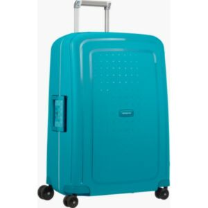 Samsonite bőrönd 81/30 4kerekű S'CURE 55x81x35 SPINNER 59244/8928 petrol blue