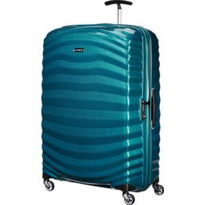 Samsonite bőrönd 81/30 Lite-Shock Spinner 81/30 62767/1686-Petrol Blue