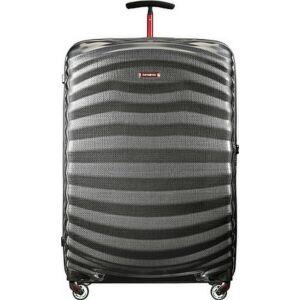 Samsonite bőrönd 81/30 Lite-Shock Sport spinner 81/30 105269/6834-Eclipse Grey/Red