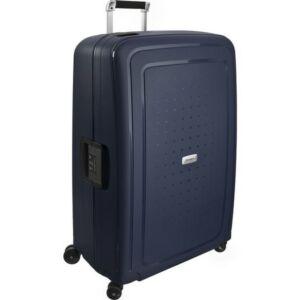 Samsonite bőrönd 81/30 S'CURE DLX 4kerekű bőrönd U44x004 59237/1549_01 Midnight Blue kék