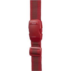 Samsonite bőröndszíj Luggage strap 38mm 121311/1726 Piros