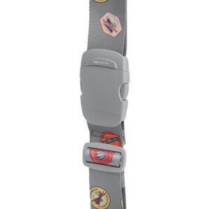Samsonite bőröndszíj Luggage strap 50mm 121312/D639 Heritage Patches