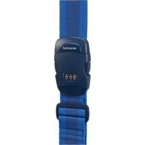 Samsonite bőröndszíj Luggage strap/lock 121314/1549 Éjkék