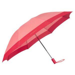 Samsonite esernyő automata Up way safe 3 sect. auto o/c 108945/7582 korál/eper