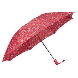 Samsonite esernyő automata Up way safe 3 sect. auto o/c 108945/7583 eper pipacs mintával