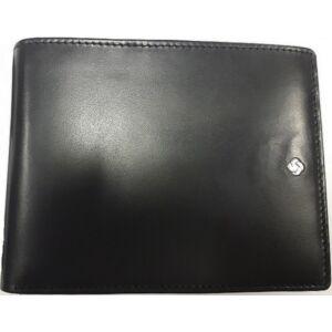 Samsonite pénztárca férfi bőr Classic SLG , Classic SLG BILLFOLD 4CC+COIN+2 COMP