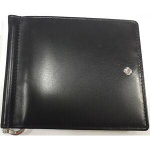 Samsonite pénztárca férfi bőr Classic SLG , Classic SLG 8CC HOLDER + MONEY CLIP