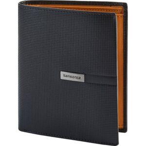 Samsonite pénztárca férfi bőr TINT SLG W 11CC+HFL+W+C+Z+2C 108486/1041 - Black Fekete 12.5x9.6x1.5