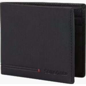 Samsonite férfi pénztárca bőr Simpla Slg 001 - B S 6Cc+2 C 135010/1041-Black