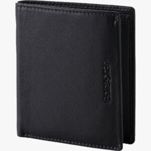 Samsonite Férfi pénztárca Success 2 Slg 119 - W S 5CC+HFL+W+C+2C 124018/T053-Black Leather