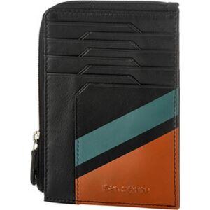 Samsonite pénztárca férfi Success 2 Slg 727-All In One Wallet Zip 124024/2687-Orange Stripes