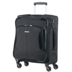 Samsonite kabinbőrönd 15,6 XBR 41,5x55x26,5 3, 1Kg 34l textil MOB.O. 55/26,5 75224/1041 fekete