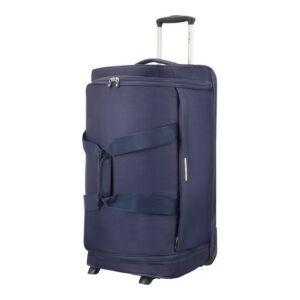 Samsonite gurulós utazótáska DYNAMO 67x36x35 2, 4Kg textil 2kerekű DUFFLE/WH kék