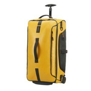 Samsonite gurulós utazótáska PARADIVER Light Duffle/Wh. Backpack 74851/1924 sárga