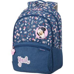 Samsonite hátitáska Color Funtime Disney backpack L 124789/8130 Minnie doodles