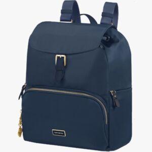 Samsonite Hátizsák Karissa 2.0 Backpack 3PKT 1 Buckle 130799/9526-Eco Midnight Blue
