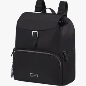 Samsonite Hátizsák Karissa 2.0 Backpack 3PKT 1 Buckle 130799/L470-Eco Black