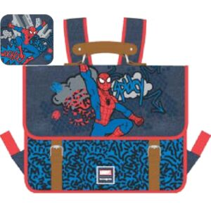 Samsonite iskolatáska M Marvel Stylies S 38X32X13,5 13,5L 0,7 72650/5036 SPIDERMan Pop