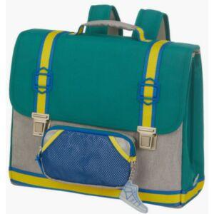 Samsonite iskolatáska Sam School Spirit Schoolbag M 123779/8996 Lemon Fields