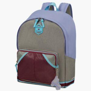 Samsonite iskolatáska Sam School Spirit Schoolbag M 123791/8995 LILAC