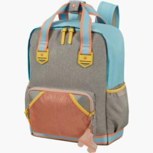Samsonite iskolatáska Sam School Spirit Schoolbag M 8994/PEACH SUMMER
