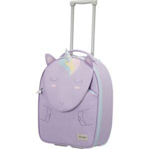 Samsonite kabinbőrönd 45/17,5 Happy Sammies 36x46x17,5 1,7kg 24l 93427/6558 Unicorn Lily - Unikornis