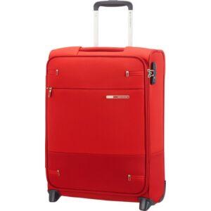 Samsonite kabinbőrönd 55/20 BASE BOOST 40x55x20 2Kg UPRIGHT 55/20 LENGTH 40CM piros