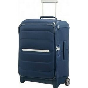 Samsonite kabinbőrönd 55/20 Flux SOFT 40x55x20 1,9kg 39,5l 92614/1598 tenger kék