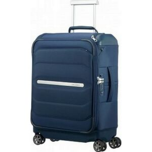 Samsonite kabinbőrönd 55/20 Flux SOFT 40x55x20 2kg 38l 92615/1598 tenger kék