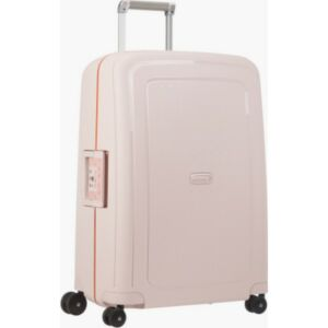 Samsonite kabinbőrönd 55/20 S'CURE 40x55x20 Soft rose /7223 SPINNER 4kerekű 55/20 CABIN