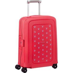 Samsonite kabinbőrönd 55/20 S'Cure Disney 55x40x20 122708/7956 Mickey Summer Red