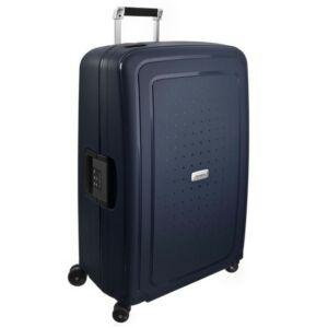 Samsonite kabinbőrönd 55/20 S'CURE DLX 44X0034kerekű 55/20 50919/1549 éjkék
