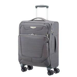 Samsonite kabinbőrönd 55/20 Spark 4kerekű textilbőrönd 87552/1726 piros